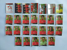 PANINI EURO 2008 26 IMAGES EQUIPE COMPLETE SET TEAM AUTRICHE