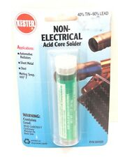NEW! KESTER ACID CORE SOLDER, NON-ELECTRICAL, 82502