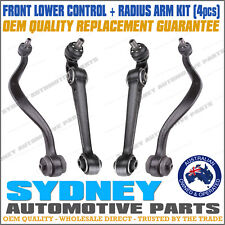 MAZDA 6 GG GY 02-07 Front Lower Left & Right Control Arm With Ball Joint Set
