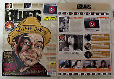 BLUES Magazine +15 Track CD WILLIE DIXON John Mayall SPOONFUL Of SOUL Boz Scaggs