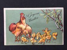 Vintage Postcard: Easter Greetings #AA77 Max Ettinger & Co : 1911