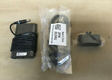 Dell OEM 65-watt AC Adapter with Power Cable - 02JVNJ