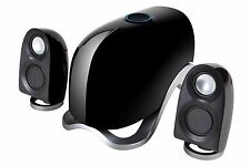 Edifier Predator E1100MKII 2.1 Multimedia Audio Speaker System - Gloss Black
