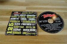 BLACK COUNTRY COMMUNION - CRADLE OF FILTH - MARILLION - DORO - CD ROCK HARD 125