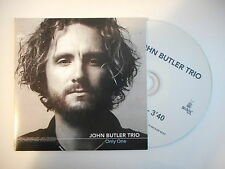 ♫ only french promo ♫  JOHN BUTLER TRIO : ONLY ONE [ CD SINGLE PORT GRATUIT ]