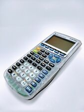 Texas Instruments TI-83 Plus Silver Edition Graphing Calculator w/ carrying case