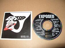 Exposed cd Gridcity Records cd 21 tracks 1993 Rare