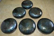 Handpan Steel Tongue Drum Tank 9 Tones 21 cm 8,3 + Free Sticks Bag Amazing Sound