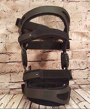 Breg Fusion Custom Lateral OA Plus Osteoarthritis Black LEFT Knee Brace XXL
