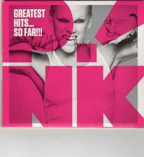 PINK Greatest Hits ... So Far!!! CD