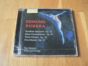 Edmund Rubbra : Tenebrae Nocturns, Missa - The Sixteen, Christophers CD Coro NEW