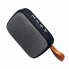 Tragbarer Bluetooth Lautsprecher Sound Box Musik Box MP3 FM Radio USB AUX SD