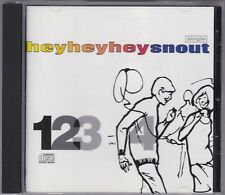 Snout -Hey Hey Hey - CD (5 x Track Au go go ANDA232CD)