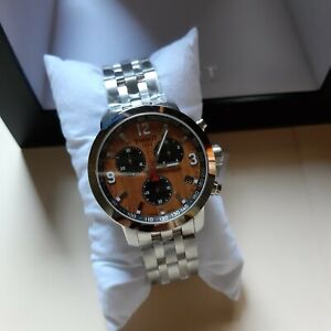 Tissot chrono mens watch