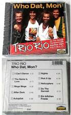 TRIO RIO Who Dat, Mon .. Karussell CD OVP