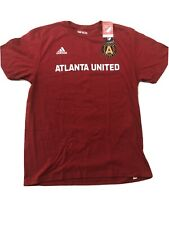Adidas Atlanta United Red #7 Josef Martinez Shirt Soccer 2017 NWT! Double-Sided
