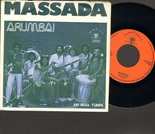 "MASSADA ARUMBAI Air Mata Tumpa SINGLE 7"" NEDERPOP 1979"