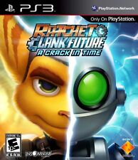 Ratchet & Clank Future A Crack In Time PS3 Great Condition Complete