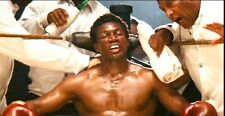 TROY ROSS 8X10 PHOTO BOXING PICTURE CANADIAN CHAMPION CANADA MOVIE