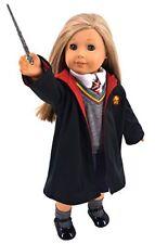 Ebuddy Magic School Uniform-Inspiré doll clothes shoes for American Girl Dolls