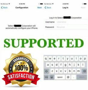 APPLE IPHONE IPAD MDM BYPASS / UNLOCK REMOTE MANAGEMENT PROFILE- All iOS 14-15