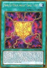 RANK-UP-MAGIC ARGENT CHAOS FORCE (PGLD-EN027) - Yu-Gi-Oh! PGLD Gold Rare 1st Ed.