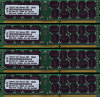 32GB  (4X 8GB) DDR3-1333 PC3-10600 Memory RAM for APPLE MAC PRO 5,1 Westmere
