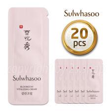 [Sulwhasoo] Bloomstay Vitalizing Cream 1ml x 20pcs Korea Cosmetics