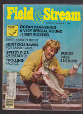 FIELD & STREAM VINTAGE MAGAZINE MARCH,1978 FREE SHIPPING