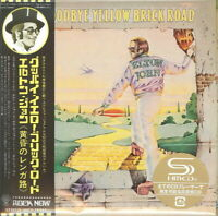 ELTON JOHN-GOODBYE YELLOW BRICK ROAD-JAPAN MINI LP SHM-CD Ltd/Ed G00