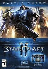 StarCraft II 2 Battle Chest (Windows/Mac, 2016)