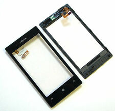 Original Nokia Lumia 520 Touchscreen Digitizer Frame Display Glas Rahmen Sensor