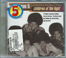 Jackson 5. Children of the light (1982) CD NUOVO My Cherie Amour. Love You Save