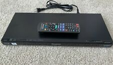 Panasonic DMP-BDT110 W/ Remote 3D Blu-ray Disc Player N2QAYB000574 USB Netflix
