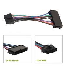 24 Broches À 12 Broches ATX Connecteur Câble Flex Extendeur Cordon Pour Acer
