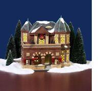 Dept 56 Snow Village ~ Richardsonian Romanesque House ~ Mint In Box 55362