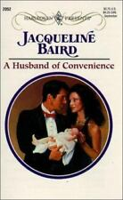 Husband Of Convenience by Jacqueline Baird