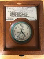 Original HAMILTON Military Model 22 Chronometer Watch.