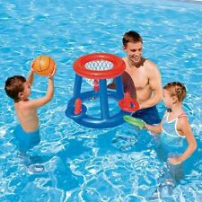 Bestway Inflable Baloncesto Aro Anillo Toss Juego Juguete piscina flotante