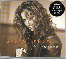 ★ MAXI CD Sheryl CROWCan't cry anymore 4-Track jewel case  ★