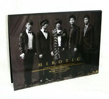Korea IDOL TOHOSHINKI TVXQ Mirotic 2009 Taiwan Promo Folder (ClearFile)