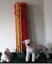 Weidezaun Schafnetz 108 cm  50 m lang  Doppelsp