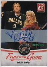 2010 FANS OF THE GAME AUTO:WILLA FORD #355/400 AUTOGRAPH PLAYBOY/FRIDAY THE 13TH