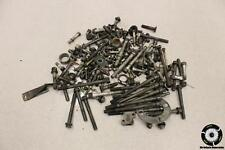 1985 BMW K100RT MISCELLANEOUS NUTS BOLTS ASSORTED HARDWARE K 100 RT 85