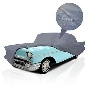 [PSD]Supreme Waterproof Semi Custom Fit Full Car Cover for 1958 Edsel Citation