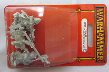 Warhammer Dwarfs Thunderers Command blister oop metal nib pack