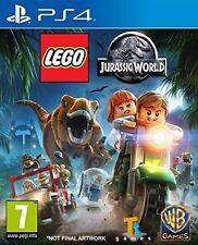 LEGO JURASSIC WORLD EN CASTELLANO NUEVO PRECINTADO PS4