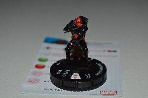 Marvel Heroclix Avengers Assemble Night Thrasher Rare 038