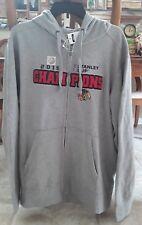 Lic Chicago Blackhawks 2015 Hockey Stanley Cup Champions Hoodie Sweatshirt XL