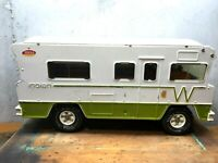 1970s Vintage Tonka Winnebago Motorhome Motor Home Camper RV Indian